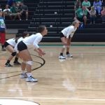 Volleyball Sweeps Greenville