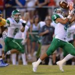Green Wave Calms Hurricane 49-15