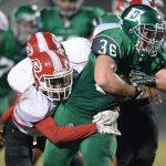 Easley High School Varsity Football beat Greenville High School 34-15