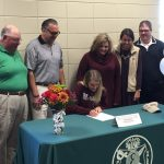 Savanah Goodman Signs with College of Charleston