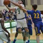 Easley High School Boys Varsity Basketball beat Wren High School 59-39