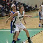 EHS Girls Basketball Falls at Powdersville