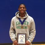 EHS Wrestlers Excel at Woodmont