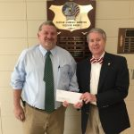 Baptist Easley Hospital Foundation Donates Funds