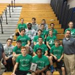 Wrestling Finishes Second
