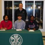 3 EHS Football Players Sign On National Signing Day