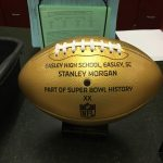 Stanley Morgan Recognized By NFL at EHS