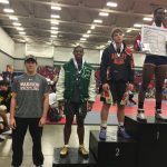 Caleb Hill Finishes Third at Wrestling State Championship
