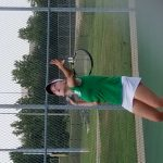 Easley High School Girls Varsity Tennis falls to T L Hanna High School 7-0