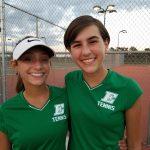 Easley High School Girls Varsity Tennis falls to T L Hanna High School 5-2