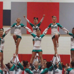 Green Wave Cheer Invitational on Saturday