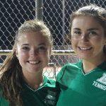 Easley High School Girls Varsity Tennis falls to Wren High School 4-3
