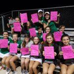 Easley High School Girls Varsity Tennis falls to Woodmont High School 5-2