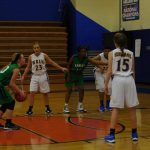 Easley JV Girls Basketball Defeats Wren