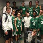 JV Boys Basketball Sweep Final Two Games