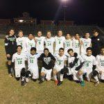 Easley High School Boys Varsity Soccer beat Pickens High School 3-2