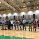 Volleyball Celebrates Senior Night