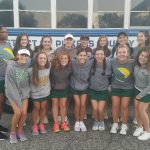 Girls Tennis Ends Season