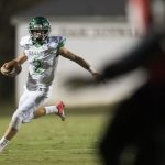 Easley High School Varsity Football beat J L Mann High School 55-7