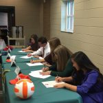 Five EHS Student-Athletes Sign NLI