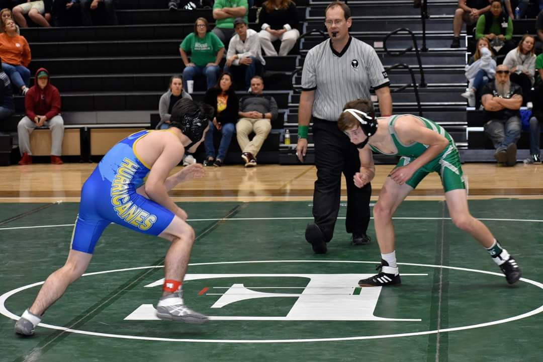 EHS Wrestling Claims First Region Title