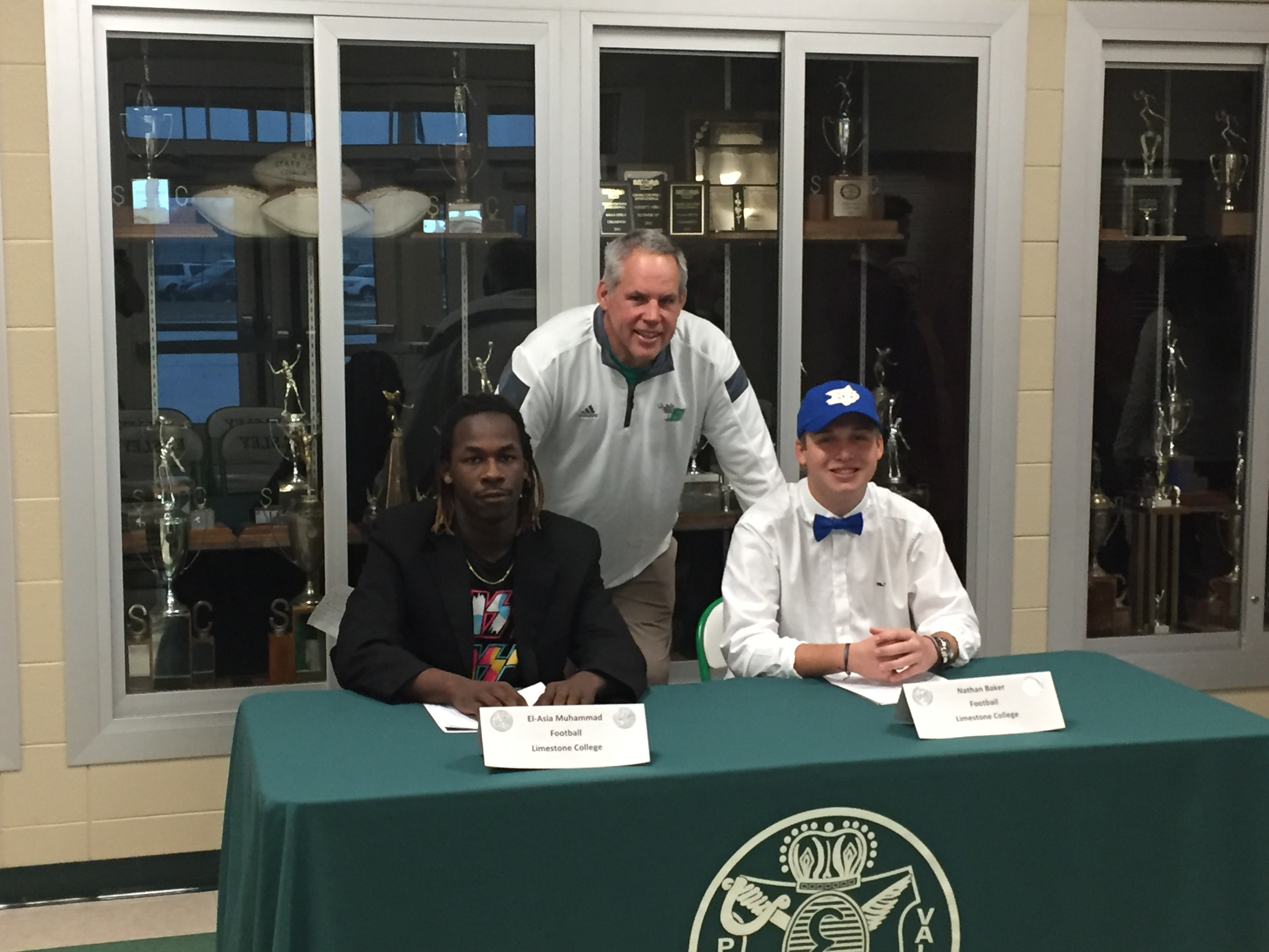 Limestone College Inks 2 EHS Players