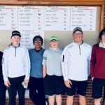 Boys Junior Varsity Golf finishes 4th place at Gaffney Tournament