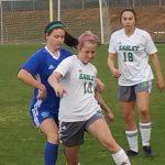 Girls Varsity Soccer beats Wren 3 – 2