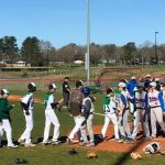 C Team Baseball beats Pickens 4 – 1