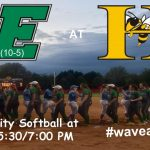 Softball travels to Hanna for region game today 4/11