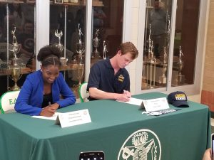 Spring Signing Ceremony Photo Gallery 4/18