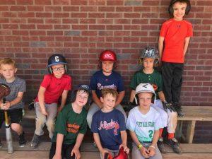 Baseball and Football Camp Photo Gallery