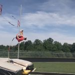 Two EHS Pole Vaulters in USATF Hershey National Junior Olympics Track & Field Championships