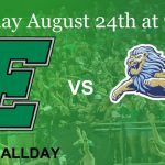 Daniel at Easley on Friday August 24th
