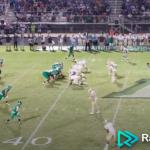 Football Video Highlights vs. Daniel