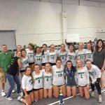 Girls Varsity Volleyball beats Belton-Honea Path 2 – 1