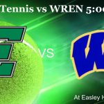 First Girls' Tennis match today 8/27 at Home