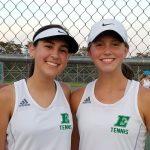 Girls Varsity Tennis falls to Wren 4 – 3