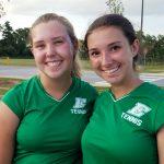 Girls Varsity Tennis loses to J L Mann 6-0