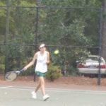 Girls Varsity Tennis falls to Greenwood 6 – 1