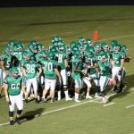 Boys Junior Varsity Football beats JL Mann 27 – 6