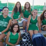 Girls Varsity Tennis drops match to J L Mann 7-0
