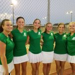Girls Varsity Tennis falls to Greenwood 5 – 2