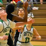 Gettys Middle basketball photo gallery