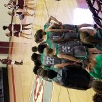 Boys Varsity Basketball falls to Westside 63 – 28