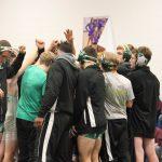 Boys Varsity Wrestling falls to J L Mann 45 – 30