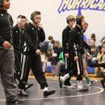 Boys Varsity Wrestling beats Wade Hampton 60 – 21