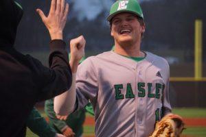 Varsity Baseball vs Westside pt. 1