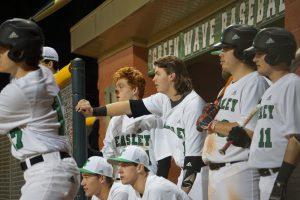 Varsity Baseball vs JL Mann Photo Gallery