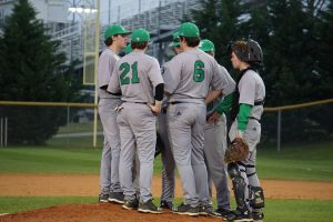 Easley vs JL Mann Baseball photo gallery